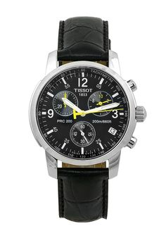 Price:$332.22 #watches Tissot T17.1.526.52, This Tissot timepiece is uniquely known for it's classy and sporty look.