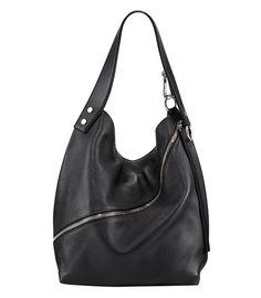 Proenza Schouler Hobo Large Textured-leather Tote, Os In Black Dior Handbags, Hobo Handbags, Fashion Handbags, Purses And Handbags, Designer Handbags, Leather Hobo Bags, Leather Handbags, Leather Purses, Custom Purses