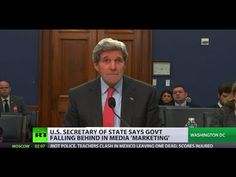 Kerry says US falling behind in media strategy, asks for more money to c...