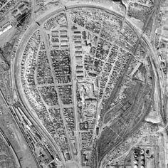 """Lazur Chemical Plant, Stalingrad, September 1942"", by Richie Rojj"