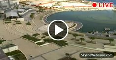 Live webcam over the SmartCity in Kalkara, Malta. Click to watch it now!