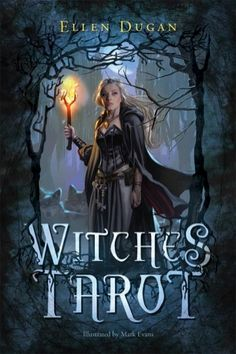The Box cover to Witches Tarot by Ellen Dugan and Mark Evans
