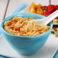HUMMUS | TRINES MATBLOGG Tapas, Vegan Recipes, Vegan Food, A Food, Mashed Potatoes, Macaroni And Cheese, Tahini, Nom Nom, Vegetarian