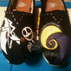The nightmare before Christmas:)