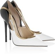Jimmy Choo #Shoes~ Viper Patentleather Pumps