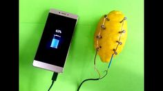 In this video Smart Hack's tries to prove if the myth that a lemon can charge your phone is true or false. We add a BONUS experiment. Life hacks, tricks and . Hacks Diy, Experiment, Lemon, Canning, Phone, Free, Home Canning, Telephone, Mobile Phones
