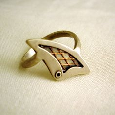 Dazzling art deco jewelry by Carly Kimbrough.