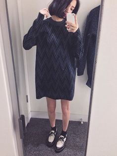 Look Fashion, Girl Fashion, Fashion Outfits, Womens Fashion, Street Fashion, Girl Short Hair, Short Girls, Japanese Fashion, Korean Fashion