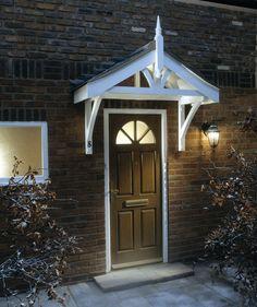 Porch Cover. Neato. Porch CanopyDoor ... & wood door canopy   Wood Canopy Porch Door Awning 2050 mm Panel ... Pezcame.Com
