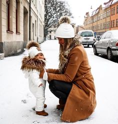 Bundle them up for the joys of the winter...Evie & Adrienne || Sustainable Baby Clothing and Accessories || Made in America || Be The Good || Fertility Awareness || www.evieandadrienne.com