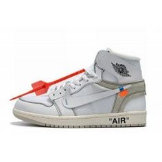 9d12fda02a7 The most comfortable off-WHITE X Air Jordan 1 White-110 the most comfortable