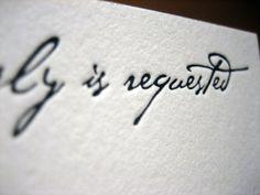 Wedding Invitations | Letterpress Printing, Print Design | New York