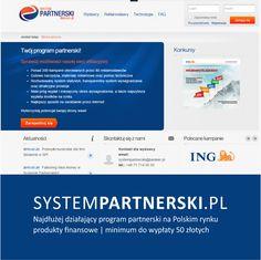Recenzja programu partnerskiego SYSTEMPARTNERSKI. http://www.inwestycjewinternecie.pl/systempartnerski-pl-program-partnerski-od-bankier-pl-zarabiaj-na-produktach-finansowych/ #inwestycjewinterneciepl #paninwestor #programypartnerskie #programpartnerski #afiliacja