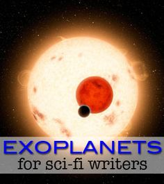 Exoplanets and habitability for sci-fi writers
