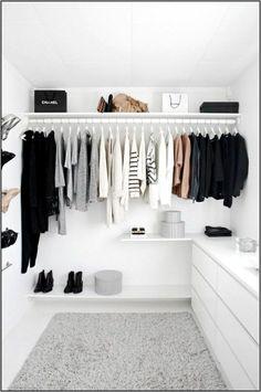 New walk in closet remodel clothes ideas