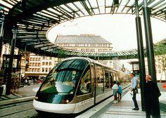 Tramway, Strasbourg