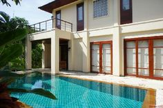 3 Bedroom Villa Surin Beach With Private Pool & Mountain Views
