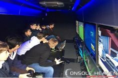 Console Heaven - Superheros, T.V & Movie  - Gaming Party Experience