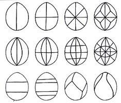 Закарпатські писанки, візерунки, символи