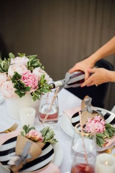 Diy Bridal Shower Table Decor Backyard Showers Tables Perfect Party