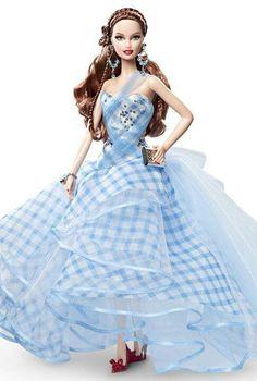 Wizard of Oz Fantasy Glamour Dorothy