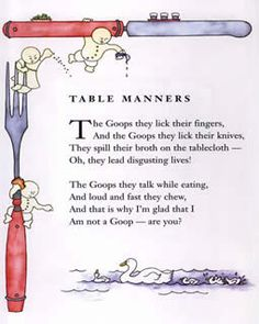 children's book on manners