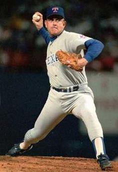 Favorite baseball player of all time. Nolan Ryan.