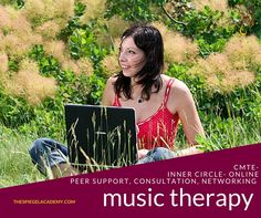 Feel isolated as a music therapist? Have a challenging client? Want to have a group to bounce ideas off of? First meeting free. We meet online monthly on the last Sunday for 90 minutes. Meets your ethics requirement when you join. http://dspiegel.leadpages.net/package/
