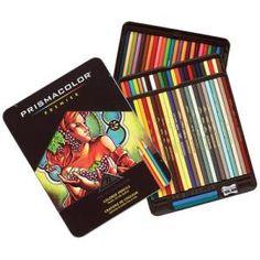Sanford Prisma Colored Pencil