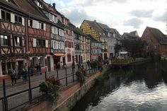 Colmar Alsace France Elzas