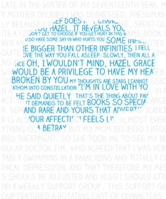 - The Fault In Our Stars