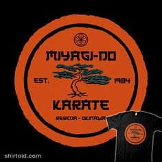 Legendary Dojo | Shirtoid #dojo #film #karate #movies #mrmiyagi #thekaratekid #thewizardlouis