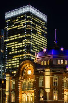 https://flic.kr/p/r1xabp | Tokyo station