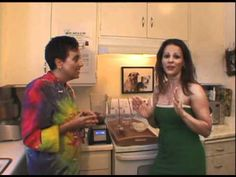 The Chef and The Dietitian - Episode 2...Caramel Fakeiotto Smoothie