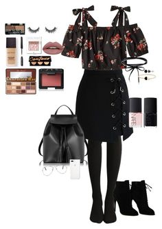 Casual by natalie-adie on Polyvore featuring polyvore, Rebecca Taylor, Chicwish, Tom Ford, Le Parmentier, Chopard, BERRICLE, Nasty Gal, Too Faced Cosmetics, Bobbi Brown Cosmetics, Laura Mercier, NARS Cosmetics, Rimmel, fashion, style and clothing