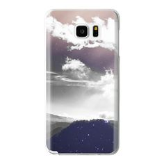 Samsung Galaxy / LG / HTC / Nexus Phone Case - Galaxy Mountain Phone... ($40) ❤ liked on Polyvore featuring accessories, tech accessories and android case