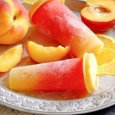 Fruit ice. Recipes with photos.