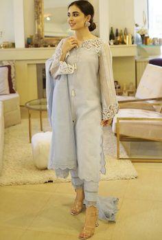 Kurti, Pakistani, Fashion, Moda, Fasion, Trendy Fashion, La Mode