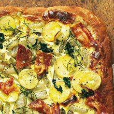 Kastanien-Pizza - BRIGITTE