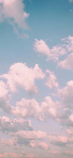 Cloud Wallpaper, Iphone Background Wallpaper, Tumblr Wallpaper, Cute Wallpaper Backgrounds, Pretty Wallpapers, Phone Backgrounds, Phone Wallpapers, Aesthetic Pastel Wallpaper, Aesthetic Backgrounds