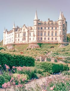 9 Unique Places In Scotland To Visit Nature Aesthetic, Travel Aesthetic, Different Aesthetics, Princess Aesthetic, Beautiful Architecture, Baroque Architecture, Aesthetic Pictures, Aesthetic Wallpapers, Places To Travel