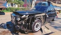 Rolls Royce Phantom Nautical Edition