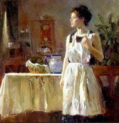 Sunday Chores ~ Pino Daeni