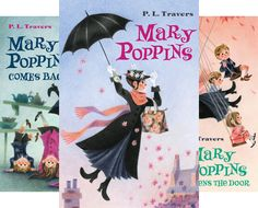 MARY POPPINS RETURNS is being filmed now for a 12/18 release date - check out the books this sequel is based on. babytoboomer.com/...