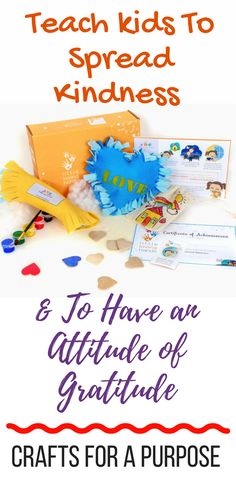 Teaching kids gratitude and giving back | Crafts for charity | Meaningful Gifts For Kids | Best Gifts Kids | Experience Gifts | #giftidea | #affiliatelink