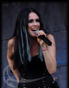 Sharon from Within Temptation
