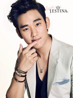 Kim Soo Hyun (김수현) for J.ESTINA #4 #KimSooHyun #SooHyun #KayaScodelario #Kaya #JESTINA