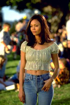 """Thandie Newton in """"Mission Impossible 2"""""""
