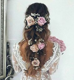 Our favorite wedding hairstyles for long hair ❤️ More information . 30 Our favorite wedding hairstyles for long hair ❤️ More information . 30 Our favorite wedding hairstyles for long hair ❤️ More information . Wedding Hairstyles For Long Hair, Braided Hairstyles, Bridesmaid Hairstyles, Updo Hairstyle, Hairstyle Ideas, Quiff Hairstyles, Bridal Hairstyle, Hairstyles 2018, Trendy Hairstyles
