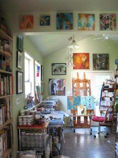 Chris Cozen's Studio Come to Spokane for her hands on class in June